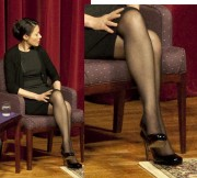 Ann Curry's Fabulous Legs