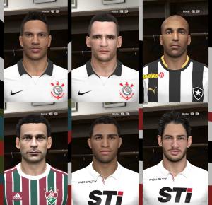 Download Facepack Brasileirão #1 by Lucas Horst