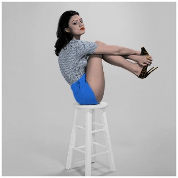 Phoebe Tonkin - B/W Picture Colored by me