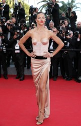 Adriana Lima @ The Homesman premiere, Cannes, 18.05. 14 - 15HQ