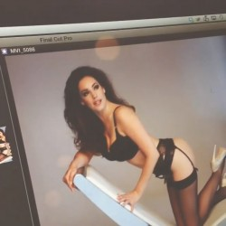 Kelly Brook - 2015 Calendar Preview