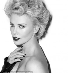 Charlize Theron - Esquire UK July 2014 Magazine