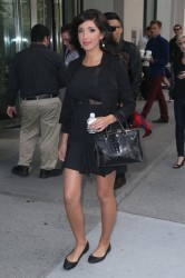 Farrah Abraham - Out & About in NYC 5/29/14