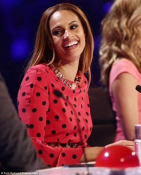 Alesha Dixon - Britain's Got Talent semi-final x 5 lq