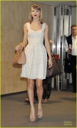 Taylor Swift - Narita International Airport 5/31/14