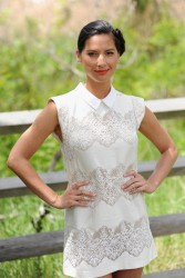 Olivia Munn - The Seventh Annual Veuve Clicquot Polo Classic in Jersey City 5/31/14