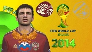 Alan Dzagoev Face Pes2014 by dz patchers