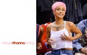 Rihanna : Hot Widescreen Wallpapers x 27