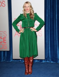 Busy Philipps and Jennifer Morrison attend the People's Choice Awards 2012 nominations press conference 11/8/11