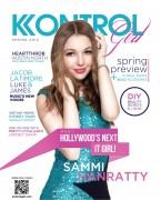 Sammi Hanratty - Kontrol Girl Magazine, Spring 2014