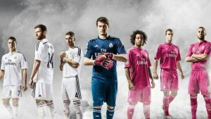 Download Real Madrid 2014/15 Kits By S-Ràw