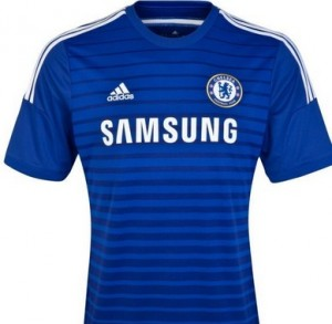 FIFA 14 Chelsea FC Home Kit 2014/15 Blue by SWhaurya Thakur