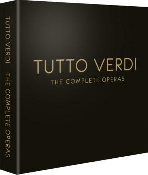 Tutto Verdi - The Complete Operas Boxset (2005-2012) {27-Blu-Ray} Full Blu-Ray AVC 1080i 1.01TB ITA DTS-HD MA 5.1