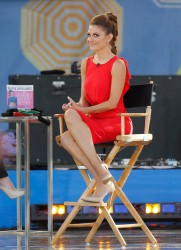 Maria Menounos - On 'Good Morning America' in NYC 6/6/14