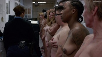 orange is the new black cast nude