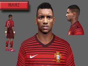 Download Nani Face PES 14 by amir27