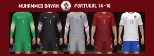 PES 2014 Portugal WC2014 GDB by Muhammed Dayan