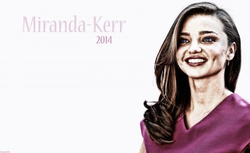Miranda Kerr new Wallpaper 2014 x1HQ