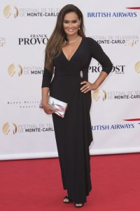 Tia Carrere, Monte Carlo, 54th TV Festival 07/06/2014