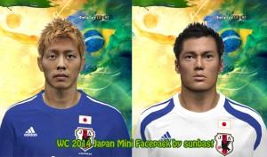 Download Japan Mini Facepack by sunbast