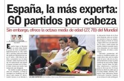 Prensa Deportiva - Iker Casillas 9b8c01332099170