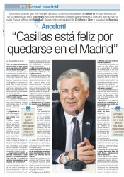 Prensa Deportiva - Iker Casillas B01b0d332099188