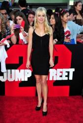 "Anna Faris - ""22 Jump Street"" Premiere in Westwood 6/10/14"