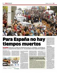 Prensa Deportiva - Iker Casillas 0acefa332487894