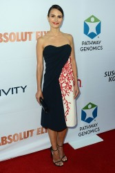 Jordana Brewster – Pathway to the Cure Benefit at Santa Monica Airport June 11,