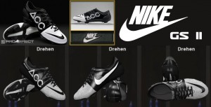 iDownload PES 2014 Nike GS II ACC White/Black