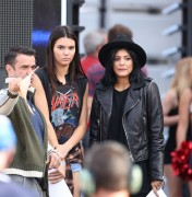 Kendall & Kylie Jenner - Rehearsing for the 2014 MMVAs in Toronto, Canada 6/14/14