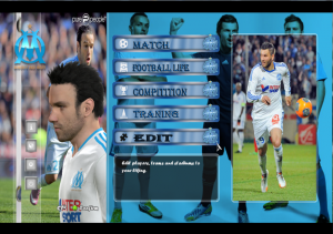 Download Olympique Marseille Graphic Mode By Salichinko