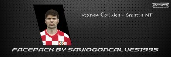 Download Face Vedran Ćorluka by saviogoncalves1995