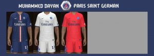 Download Paris Saint German 14-15 PES 2014 GDB by Mohammed Dayan