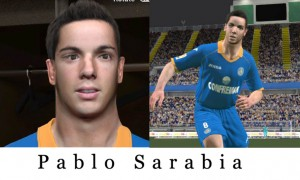 Download Pablo Sarabia Getafe CF Face by Ken86