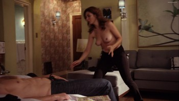 Remarkable, callie thorne topless think