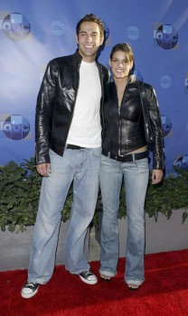 Zachary Levi and Missy Peregrym Got Married
