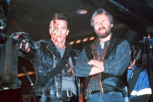 Терминатор 2 - Судный день / Terminator 2 Judgment Day (Арнольд Шварценеггер, Линда Хэмилтон, Эдвард Ферлонг, 1991) Febc90333923713