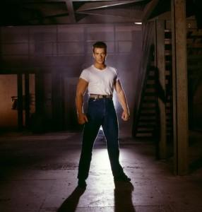 Ордер на смерть (Смертельный приговор) / Death Warrant; Жан-Клод Ван Дамм (Jean-Claude Van Damme), 1990 2545db334067994