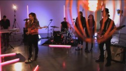 Demi Lovato - Neon Lights 4Music 768p WebRip