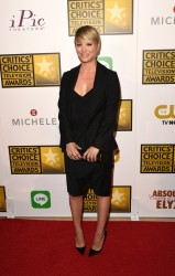 Kaley Cuoco - 2014 Critics' Choice Television Awards in Beverly Hills 6/19/14