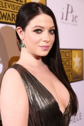 Michelle Trachtenberg - 2014 Critics' Choice Television Awards in Beverly Hills 6/19/14