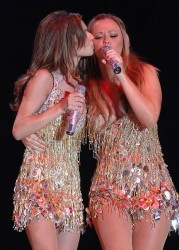 Cheryl Cole and Kimberley Walsh - bunch of random pics
