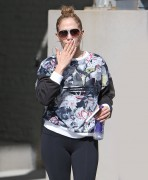Jennifer Lopez - Out & about in New York 20-06-2014