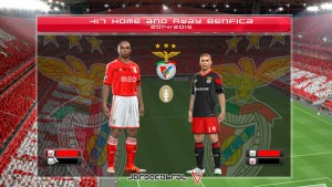 Download Benfica 14-15 Kits by Jorgecabral