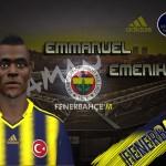 PES 2014 Emmanuel Emenike