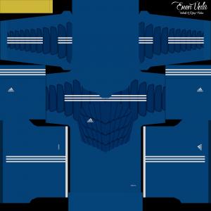 Download Adidas 2014-2015 Goalkeper PSD Template