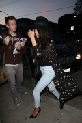 Selena Gomez - Leaving Craig's in West Hollywood 6/23/14