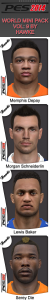 Download PES 2014 World Cup Mini Facepack vol.9 by Hawke
