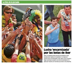 Prensa Deportiva - Iker Casillas 615cbf335193038